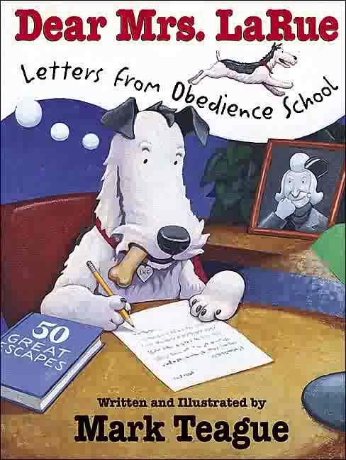 Dear Mrs Larue Letters From Obedience School Online Book
