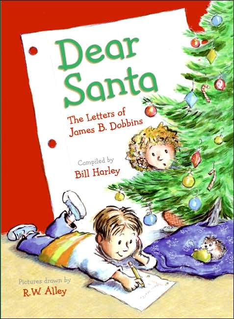 Dear santa the letters this is a picture book which perfectly captures the feelings and thoughts of a child who is experiencing the days leading up to christmas spiritdancerdesigns Choice Image