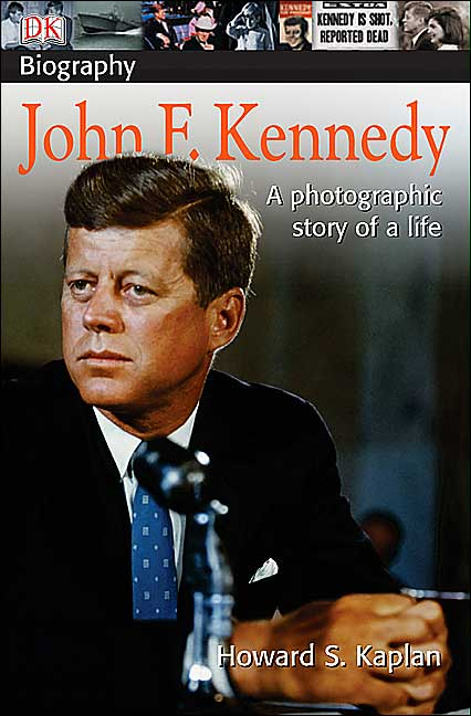book report on john f kennedy