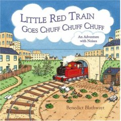 Little Red Train Goes Chuff Chuff Chuff