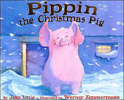 Christmas Pigs.Pippin The Christmas Pig