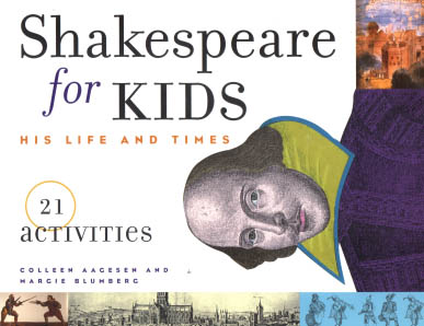 icon for site SHAKESPEARE FOR KIDS