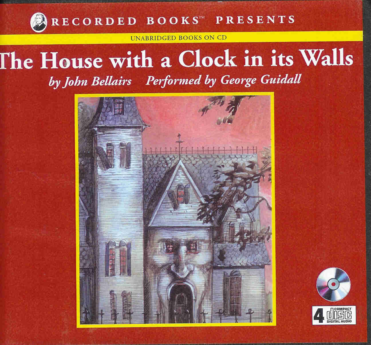 House with a clock in its walls audio