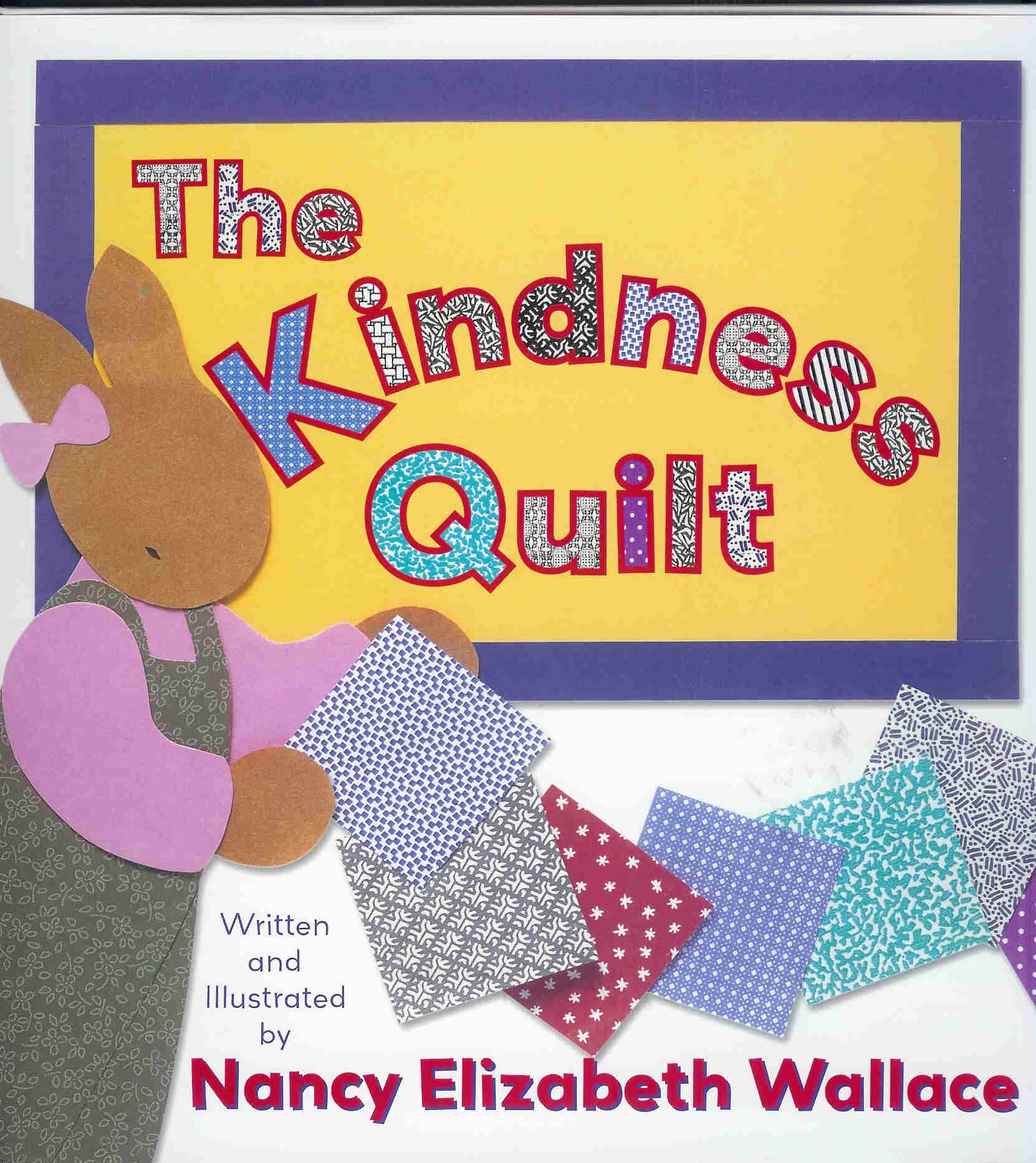 Kindness crafts for preschoolers - The Kindness Quilt 1662x1866