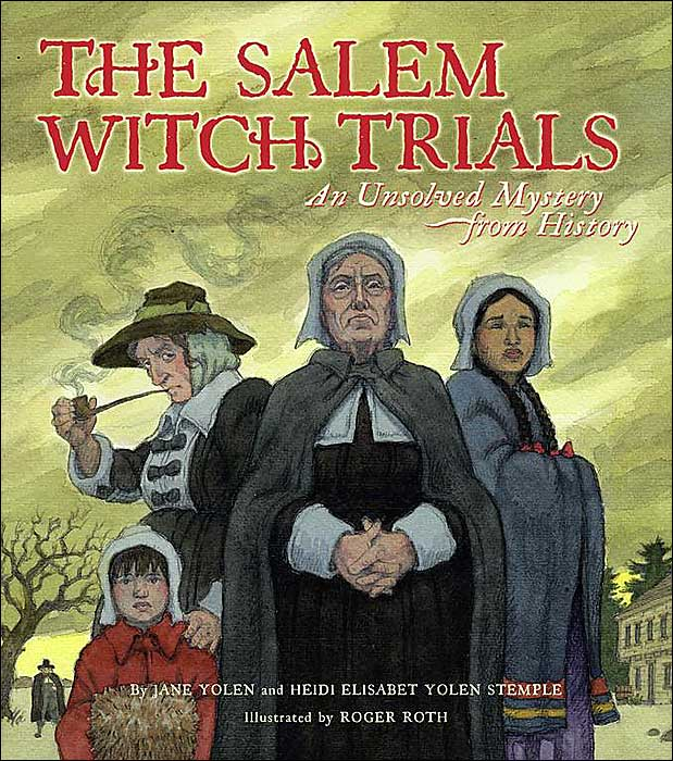 Hysteria Witch Trials Salem The Salem Witch Trials