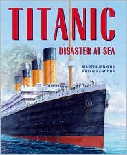 Titanic Disaster at Sea