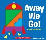 Away We Go!: A Shape and Seek Book