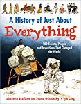 A History of Just About Everything: 180 Events, People and Inventions That Chang
