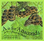 A is For Anaconda: A Rainforest Alphabet