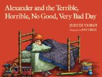 Alexander and the Terrible, Horrible, No Good, Very Bad Day (Classic Board Books