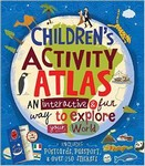 Children's Activity Atlas: An Interactive and fun way to explore your world
