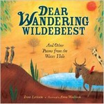 Dear Wandering Wildebeest and other poems from the water hole