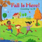 Fall is Here! Counting 1 to 10
