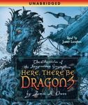 The Chronicles of the Imaginarium Geographica: Here there be dragons Audio