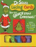 How The Grinch Stole Christmas Lacing Cards