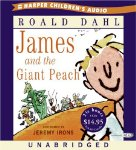 James and the Giant Peach Audio