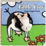 Little Cow Finger Puppet Book