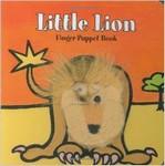 Little Lion Finger Puppet Book