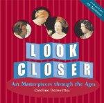 Look Closer: A Lift-the-Flap Art Adventure