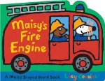 Maisy's Fire Engine: A Maisy Shaped Board Book