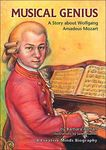 Musical Genius: A Story about Wolfgang Amadeus Mozart