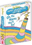 Oh The Places You'll Go!  Happy Graduation Gift Set