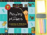 My Little Chalkboard: Playing with numbers