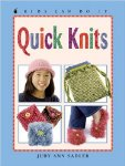 Kids Can do it: Quick Knits