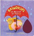 Raindrops: A Shower of Colors