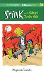 Stink and the Midnight Zombie Walk Audio