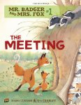 Mr. Badger and Mrs. Fox: The Meeting