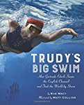 Trudy's Big Swim: How Gertrude Ederle Swam the English Channel and Took the Worl
