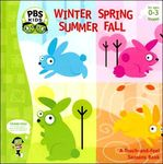 Winter Spring Summer Fall: A Touch and Feel Seasons Book