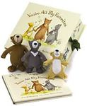 You're all my favorites: Book and Toy Gift Set