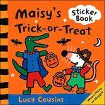 Maisy's Trick or Treat Sticker Book